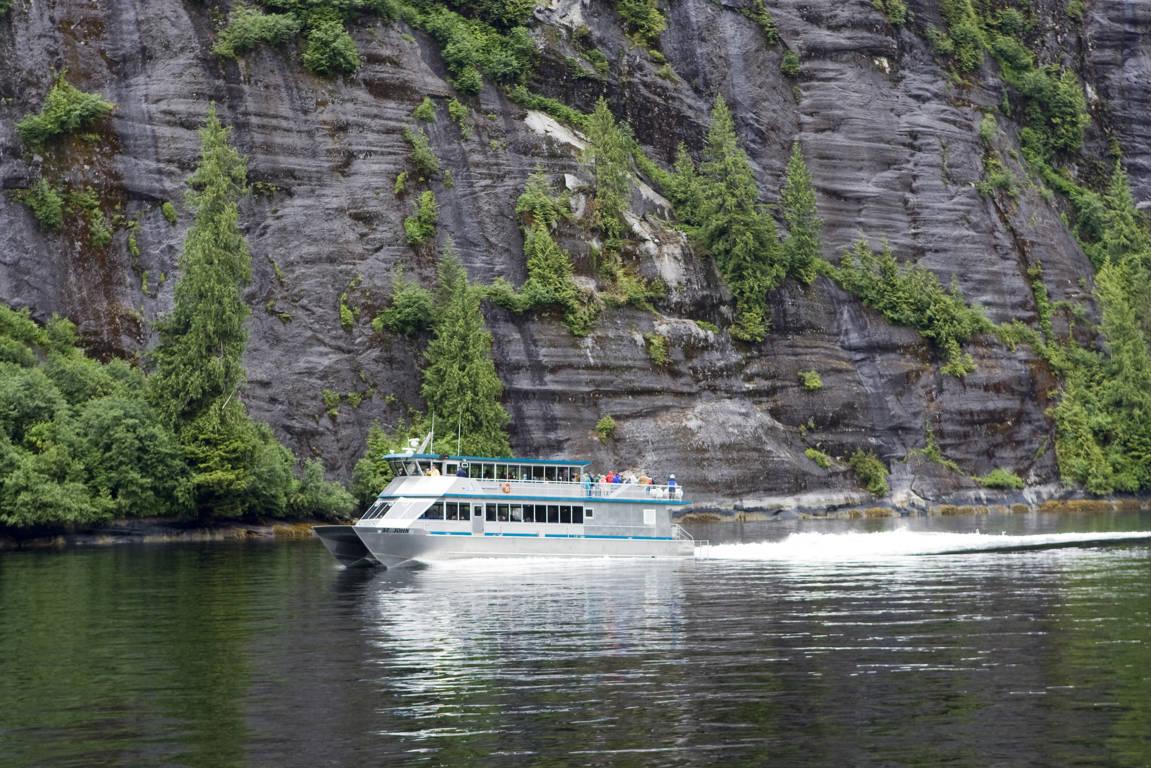 Misty Fjords Amp Wilderness Explorer Allen Marine Tours
