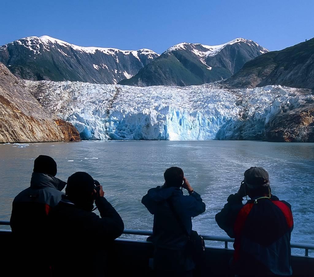 Tracy Arm Fjord Glacier Explorer Allen Marine Tours - Tracy arm fjord