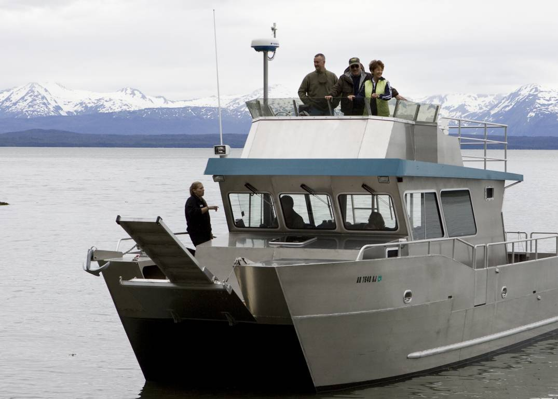 Wild Coast Exploration By Private Boat Allen Marine Tours