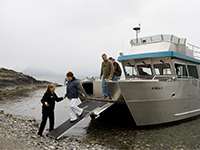 Wild Coast Explorations by Private Boat